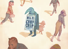 Bell X1 Announce New Album - Chop Chop